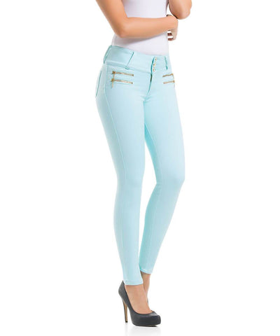 CYSM - Women's Push Up Jeans Colombian Butt Lift, Stretch | Levanta Cola | WENDY Jeans CYSM- LAPG