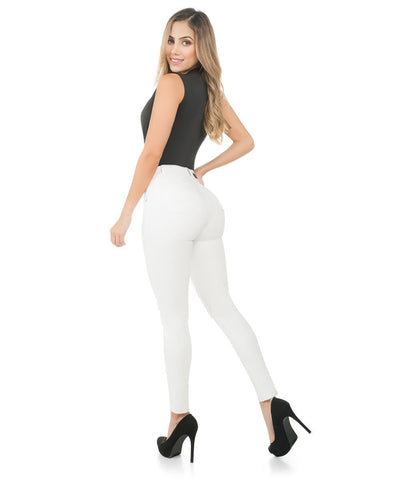 CYSM  Colombian Butt Lift Push Up Jeans Levanta Cola | Belinda Jeans 2019A Jeans Virtual Sensuality- LAPG