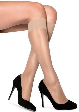 VS 81 Women's Medium Compression Stockings for Varicose Veins 15-20 mmHg Antivarices Pantyhose & Tights Virtual Sensuality Fajate- LAPG