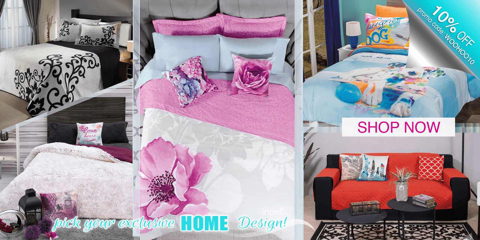 LAPG Intima Home Exclusive Designs
