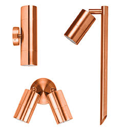 Everything You Always Wanted to Know About Copper Lights