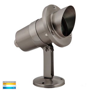 HV1431T - Kap 316 Stainless Steel TRI Colour LED Garden lights