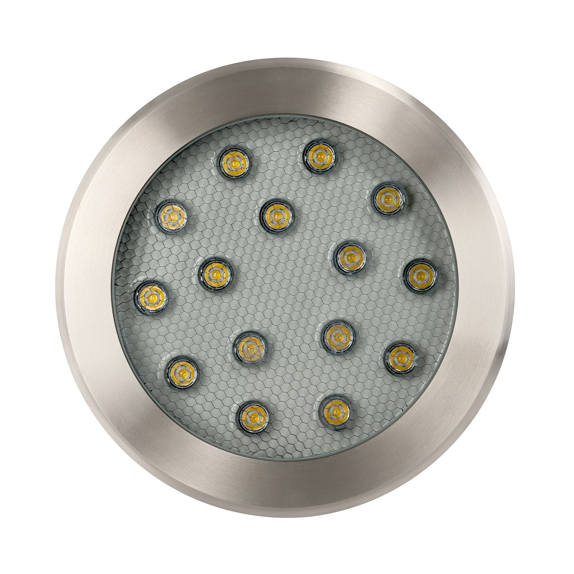 HV1845 - Split 316 Stainless Steel 18w LED Inground Light