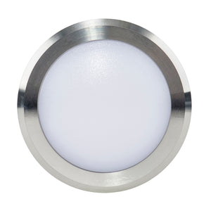 HV2960-TTM - Nava Titanium Coloured Aluminium LED Step Light