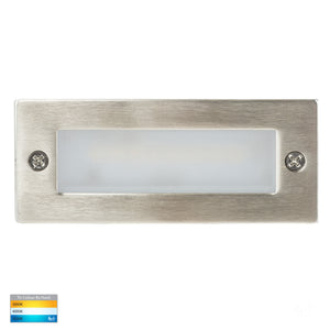HV3005T-SS316-12V - Bata 316 Stainless Steel 6w LED Brick Light