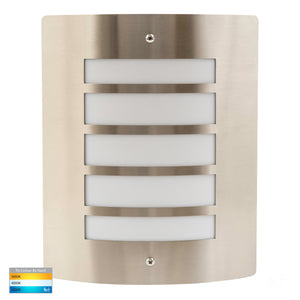 HV36042T - Mask 316 Stainless Steel LED Wall Light