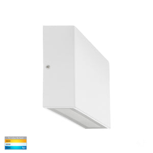 HV3645T-WHT - Essil White Fixed Down LED Wall Light