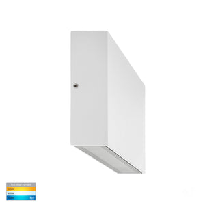 HV3646T-WHT - Essil White Up & Down LED Wall Light