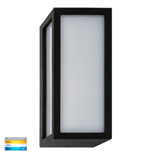 HV3669T-BLK - Jasper Black LED Wall Light