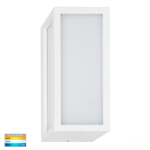HV3669T-WHT - Jasper White LED Wall Light