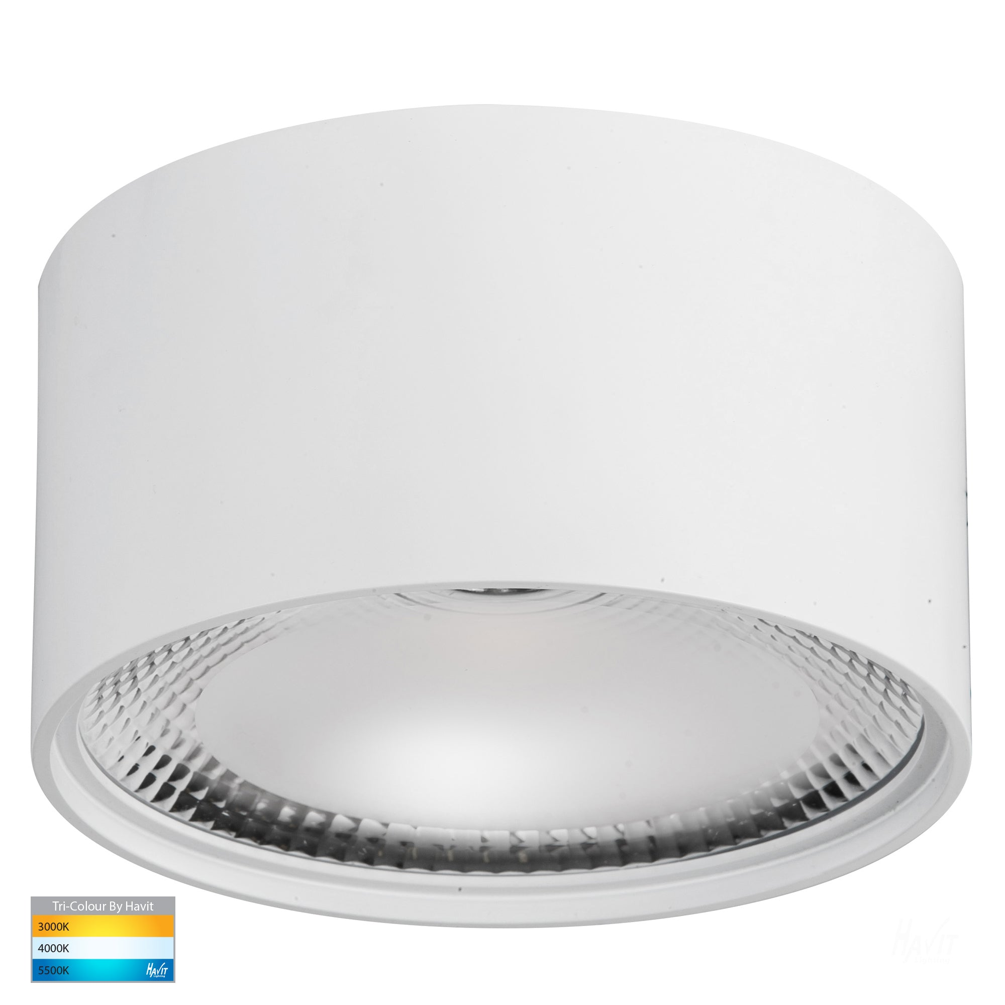 HV5805T-WHT - Nella White 18w Surface Mounted LED Downlight