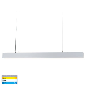 HV6001T-WHT - Proline 6070 White LED Pendant
