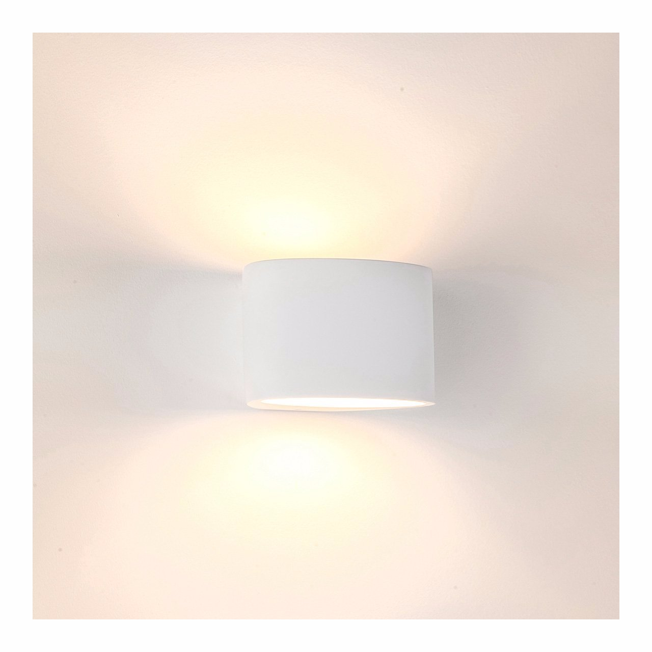 Indoor wall lights havit lighting hv8025 arc small led wall plaster light aloadofball Gallery