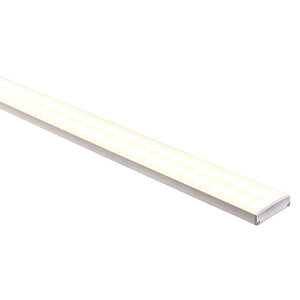 HV9693-4511 - Shallow Square Aluminium Profile