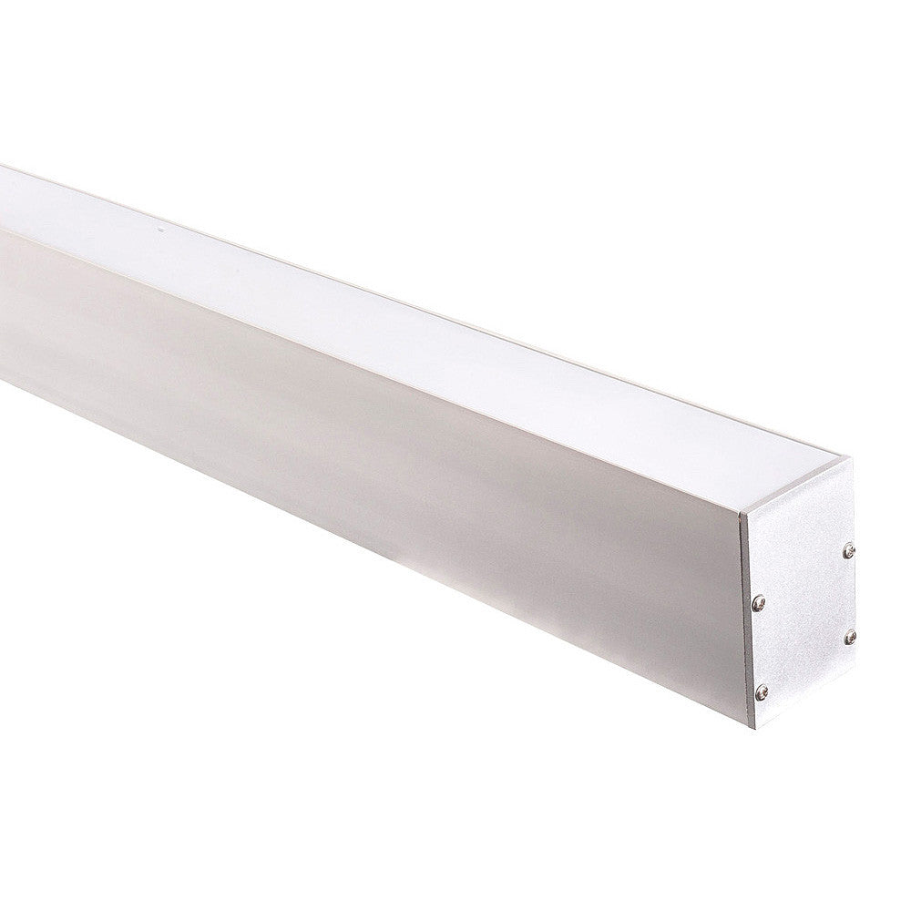HV9693-4975 - Deep Square Aluminium Profile