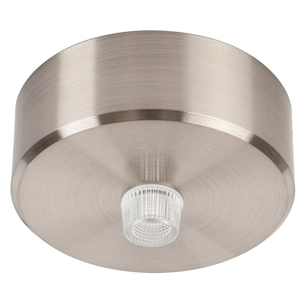 HV9705-7023-SCH - 70mm Round Canopy Satin Chrome
