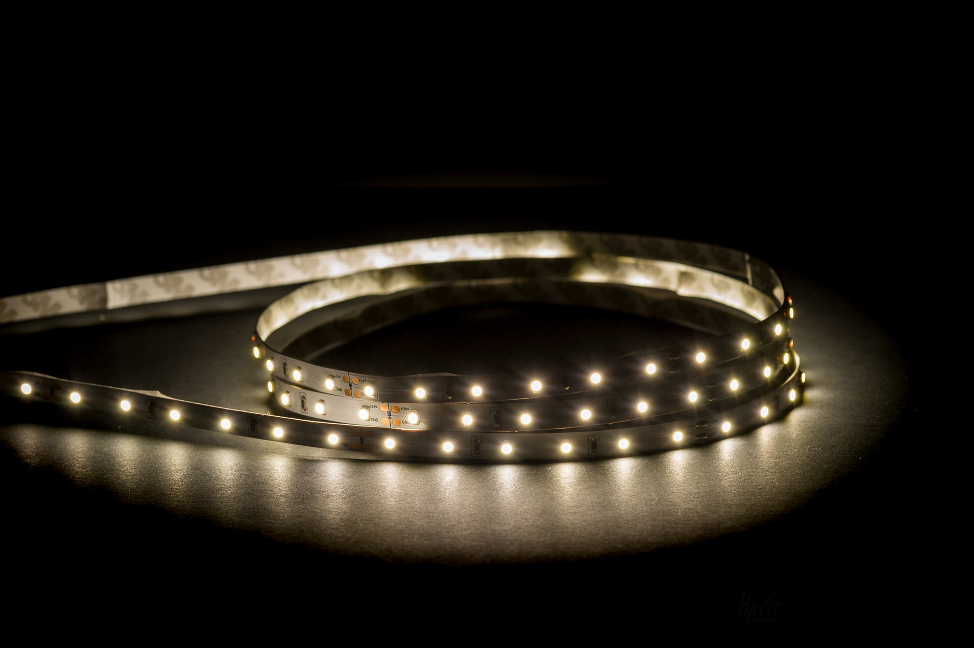 HV9722-IP20-64-5K - 4.8w 24v DC IP20 LED Strip 5500k