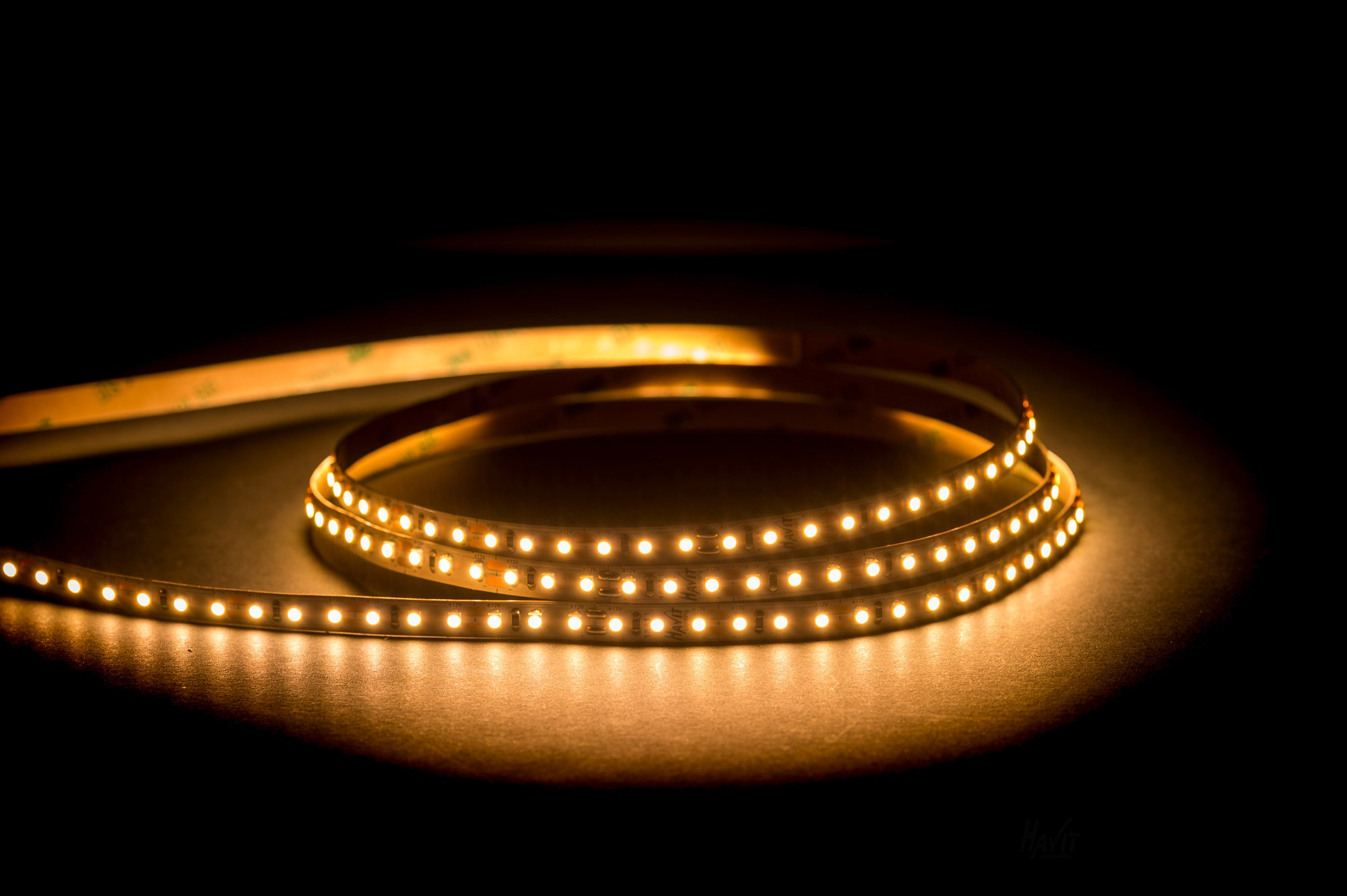 HV9723-IP20-120-3K - 9.6w IP20 LED Strip 3000k