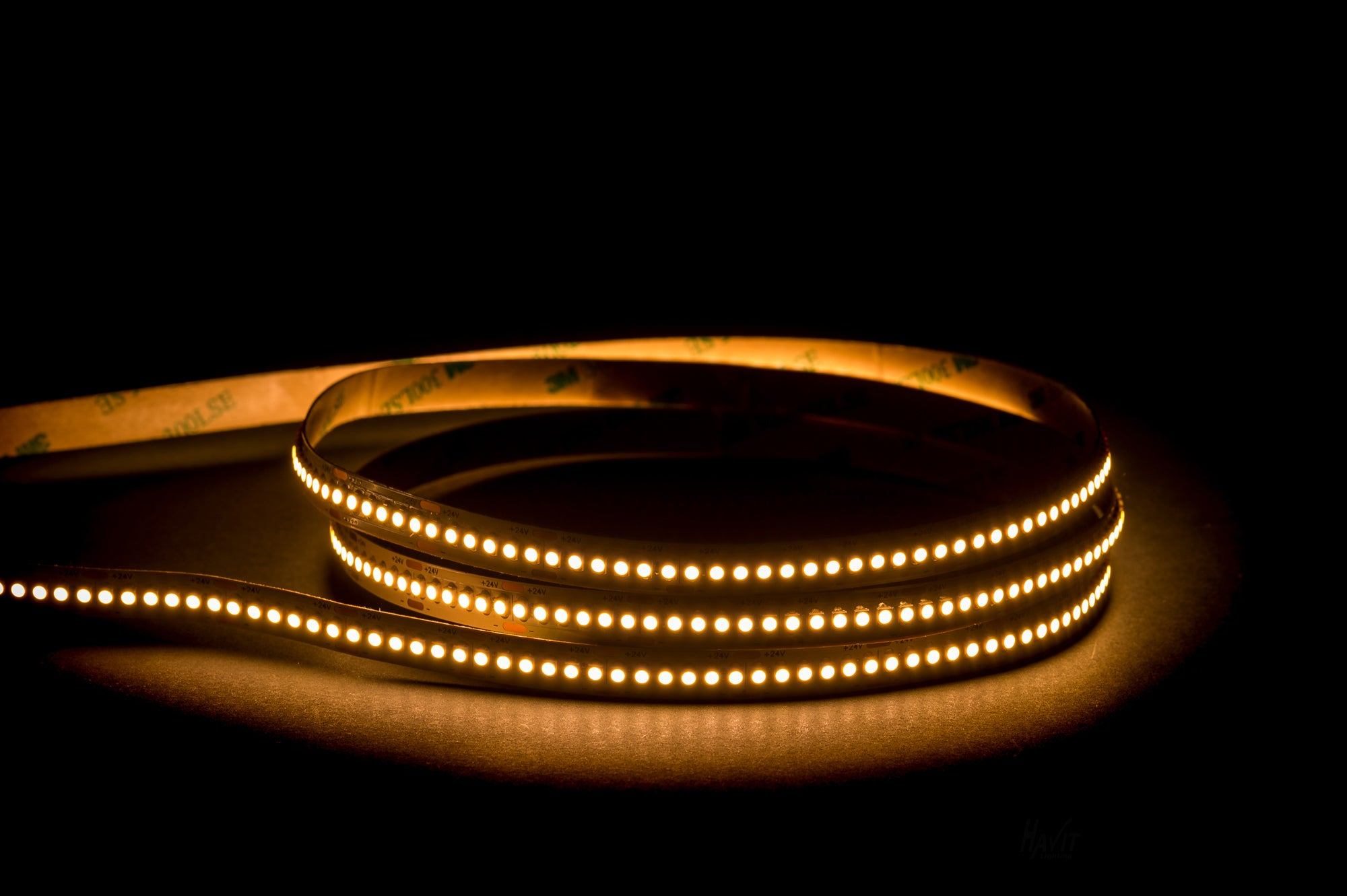 HV9723-IP20-240-3K-1 - 19.2w IP20 LED Strip 3000k