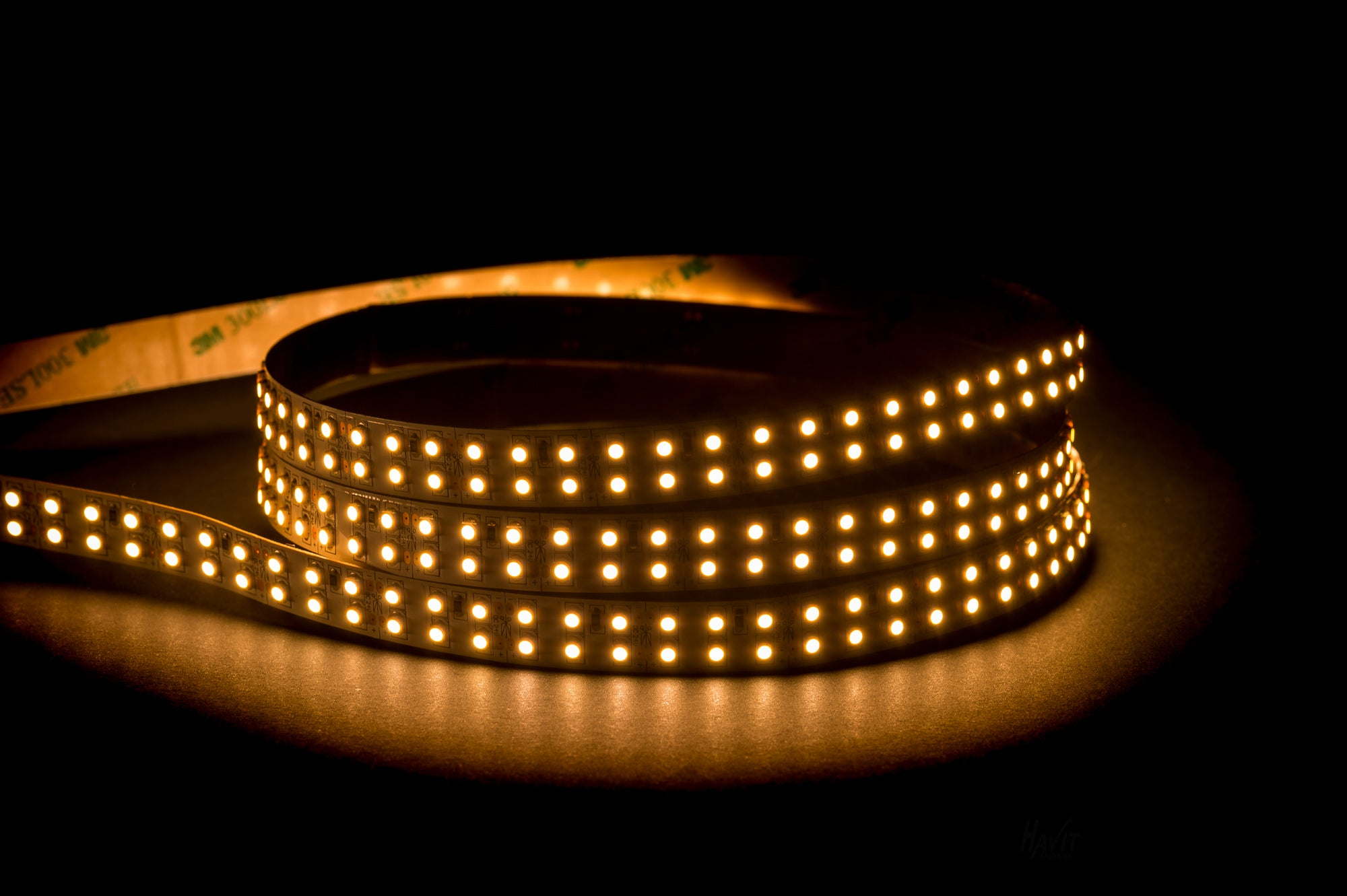 HV9723-IP20-240-3K-2 - 19.2w IP20 LED Strip 3000k