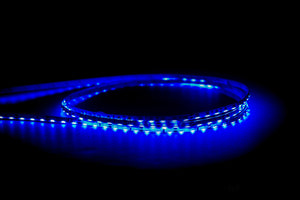 HV9723-IP20-96SM-B - 7.7w IP20 Side Mounted LED Strip Blue