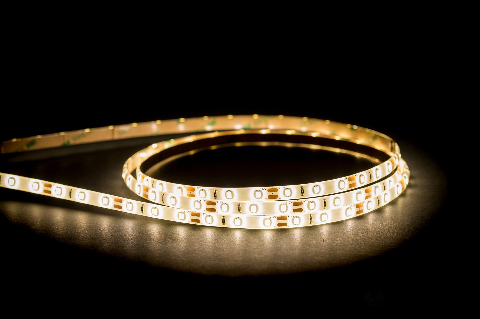 HV9723-IP54-60-4K - 4.8w 12v DC IP54 LED Strip 4000k