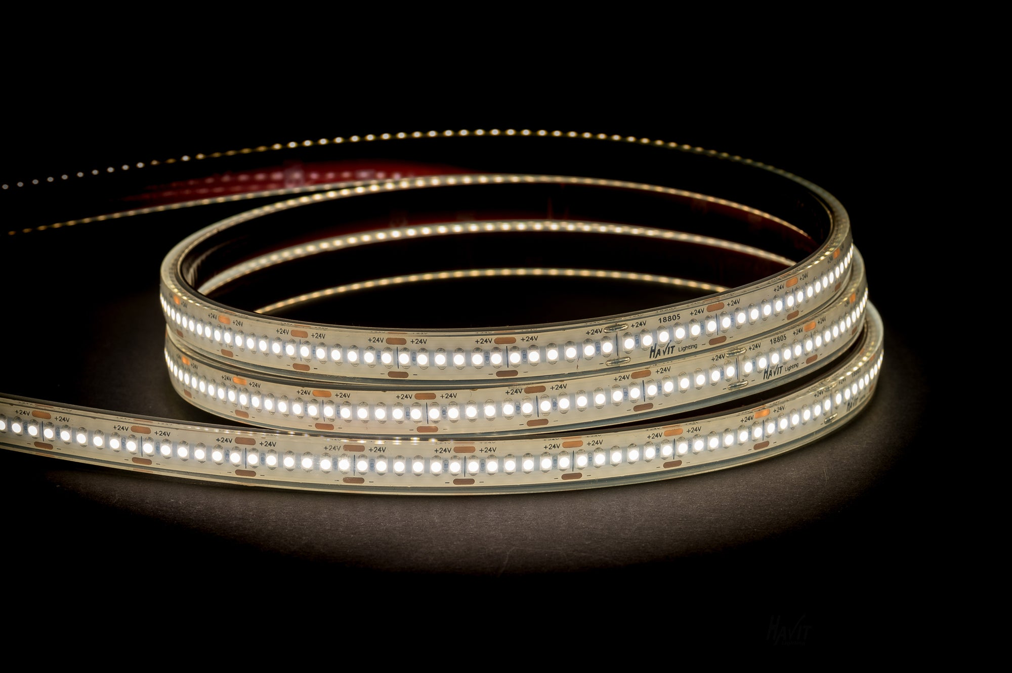 HV9723-IP67-240-5K-1 - 19.2w IP67 LED Strip 5500k