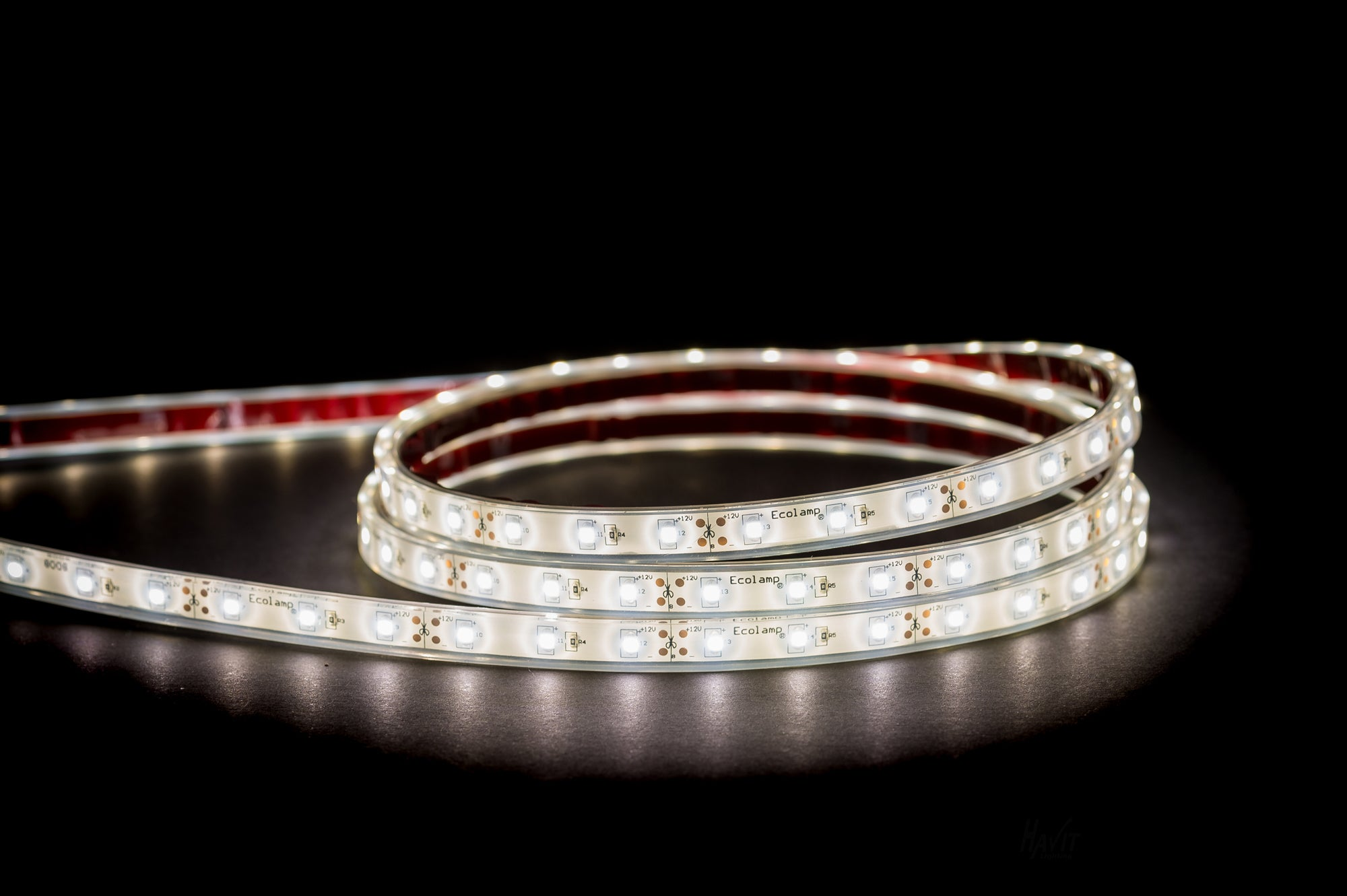 HV9723-IP67-60-5K - 4.8w IP67 LED Strip 5500k