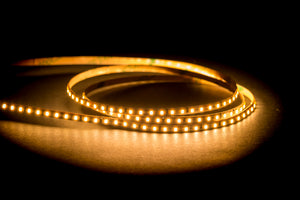 HV9735-IP20-240-3K - 19.2w IP20 LED Strip 3000k