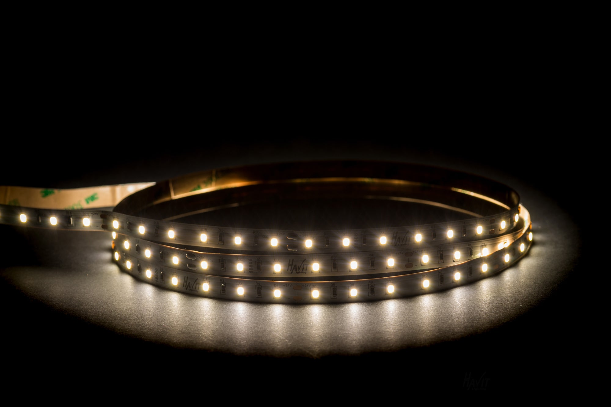 HV9782-IP20-80-5K - 14.4w 24v DC IP20 LED Strip 5500k