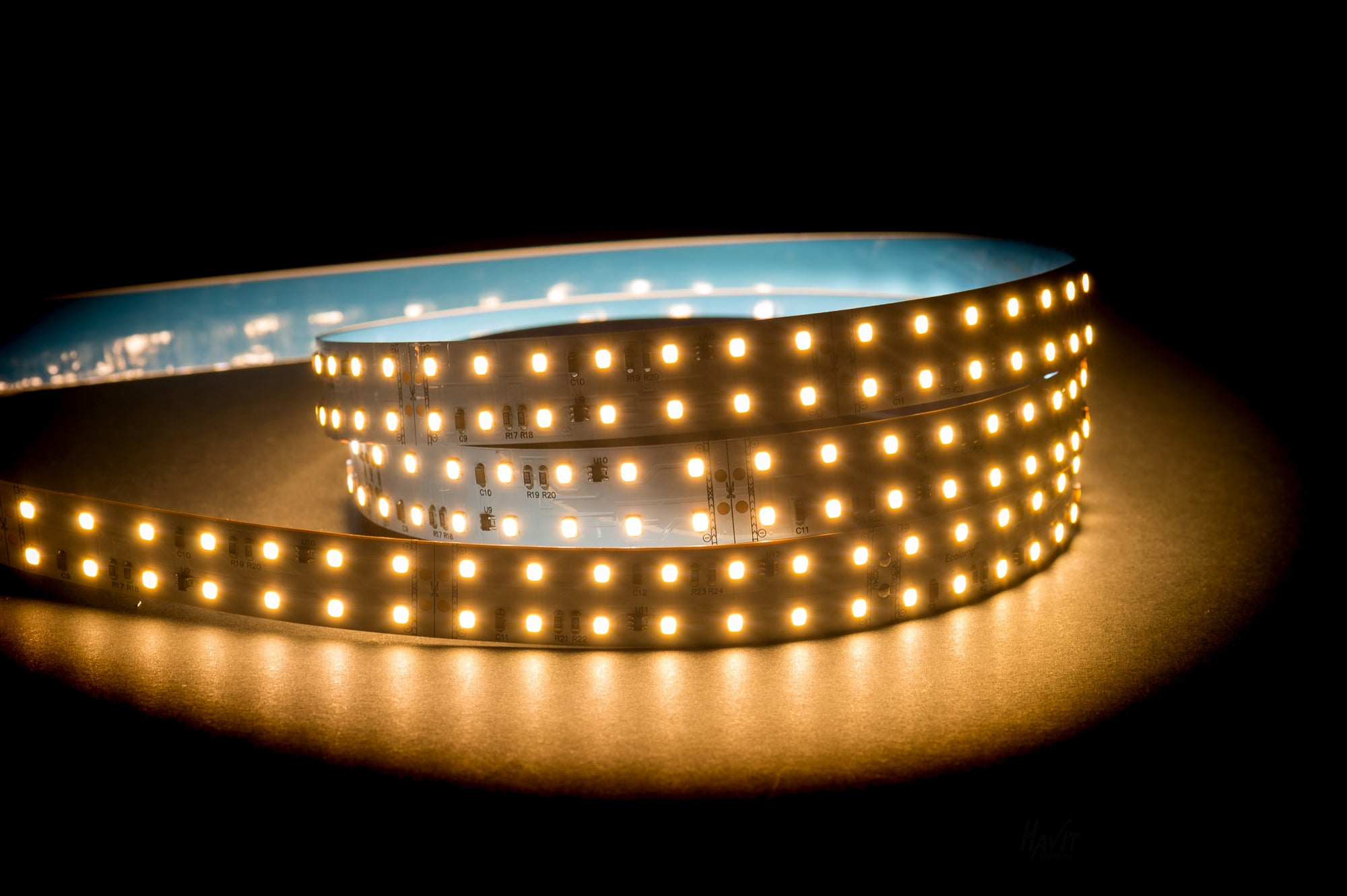 HV9783-IP20-168-3K - 32.6w IP20 LED Strip 3000k