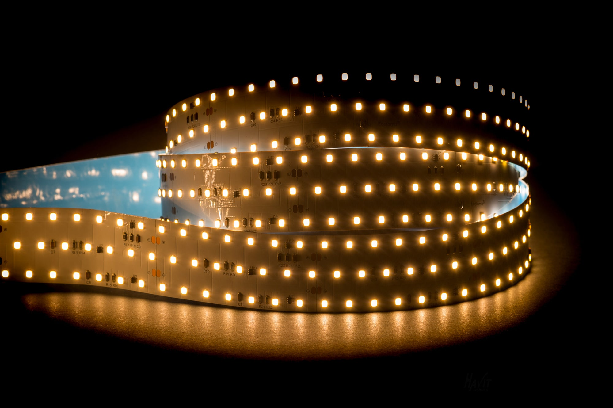 HV9783-IP20-252-3K - 46w IP20 LED Strip 3000k