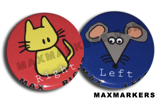 Cat N Mouse X-Ray Markers