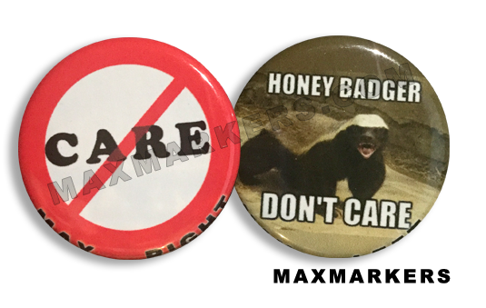 Honey Badger X-Ray Markers