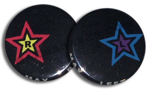 Dope Stars X-Ray Markers