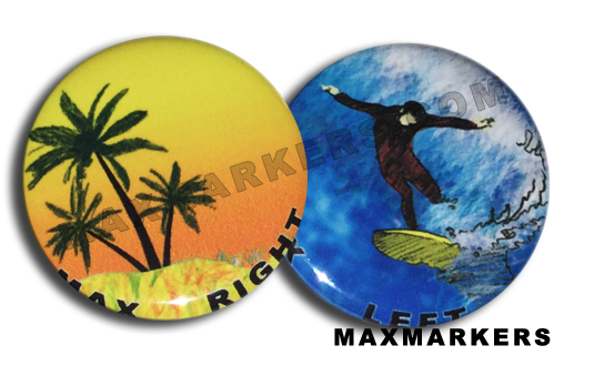 Surf Paradise X-Ray Markers