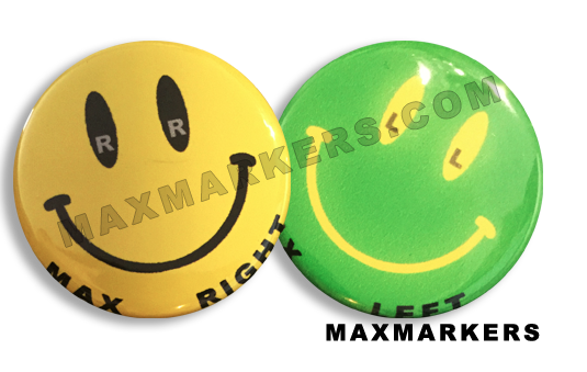 Smiley Face X-Ray Markers