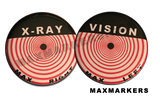 X-Ray Vision X-Ray Markers