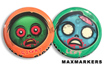 Zombie X-Ray Markers