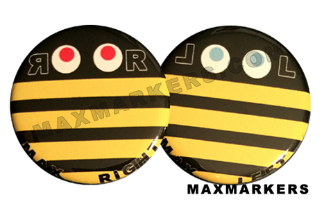 Bumble Bee X-Ray Markers