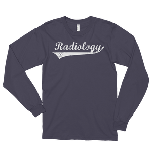 Radiology Long sleeve t-shirt (unisex)