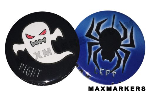 Spider Ghost X-Ray Markers