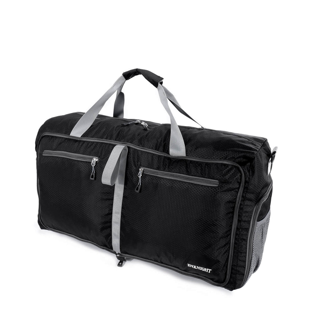 2649cbc605 ENKNIGHT Travel Waterproof Foldable Duffel Bag Luggage Bag Gym Bag