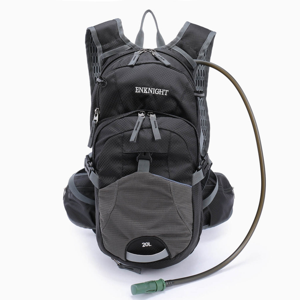 b337c3c13a ENKNIGHT 20L Hydration Pack Cycling Backpack Hiking Pack