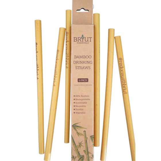 PRE-ORDER Bamboo Drinking Straws