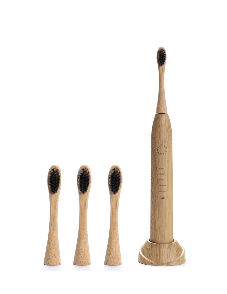 Electric Bamboo Toothbrush