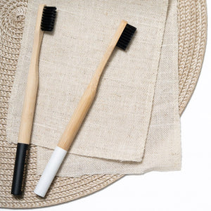 Load image into Gallery viewer, Bamboo Toothbrush (Yang)