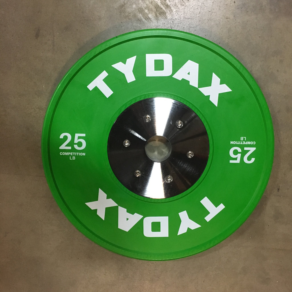 TYDAX Competition Bumper Plates