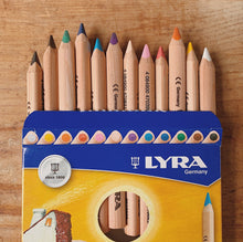 Load image into Gallery viewer, Lyra Ferby | Triangular Color Pencil Set/12