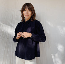 Load image into Gallery viewer, Two Danes | Caroline Swing Tunic in Dark Navy